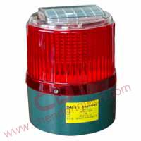 CM-012TRX Solar-Powered Low Intensity Aviation Obstruction Light