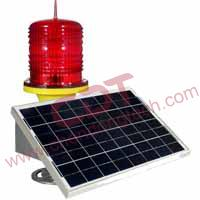 CM-012TRL Solar-Powered Medium Intensity Aviation Obstruction Light type B